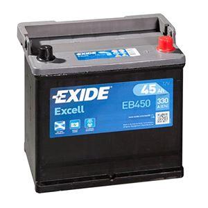 Аккумулятор Exide EB450, арт. EB450