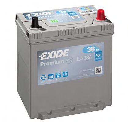Аккумулятор Exide EA386, арт. EA386