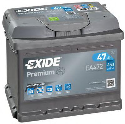 Аккумулятор Exide EA472, арт. EA472