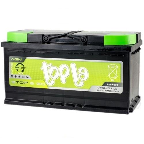 Аккумулятор Topla 114090, арт. 114090