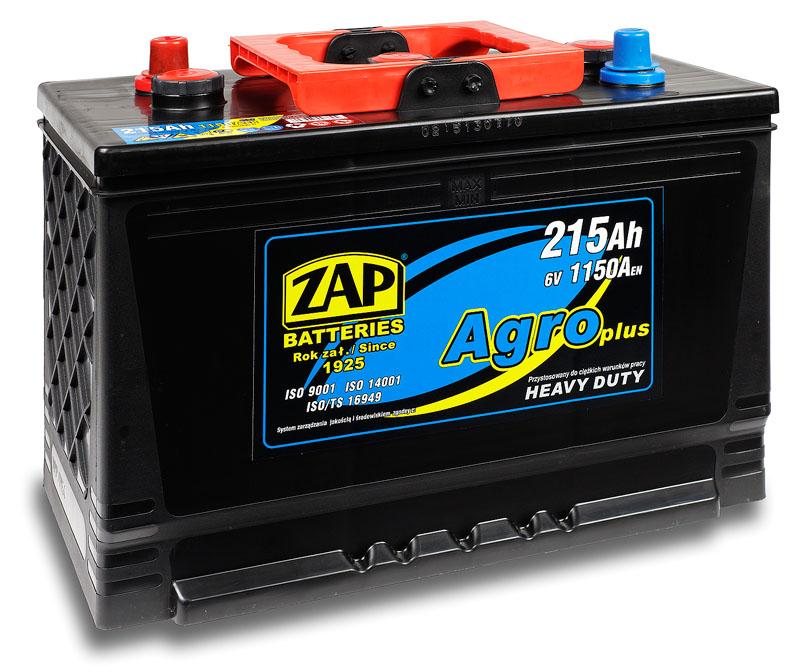Аккумулятор Zap 215 17, арт. 21517