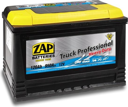 Аккумулятор Zap 620 11, арт. 62011