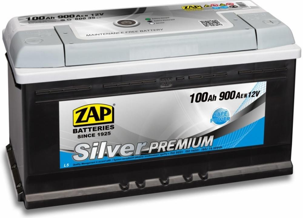 Аккумулятор Zap 600 35, арт. 60035