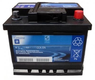 Аккумулятор General Motors 94566303, арт. 94566303