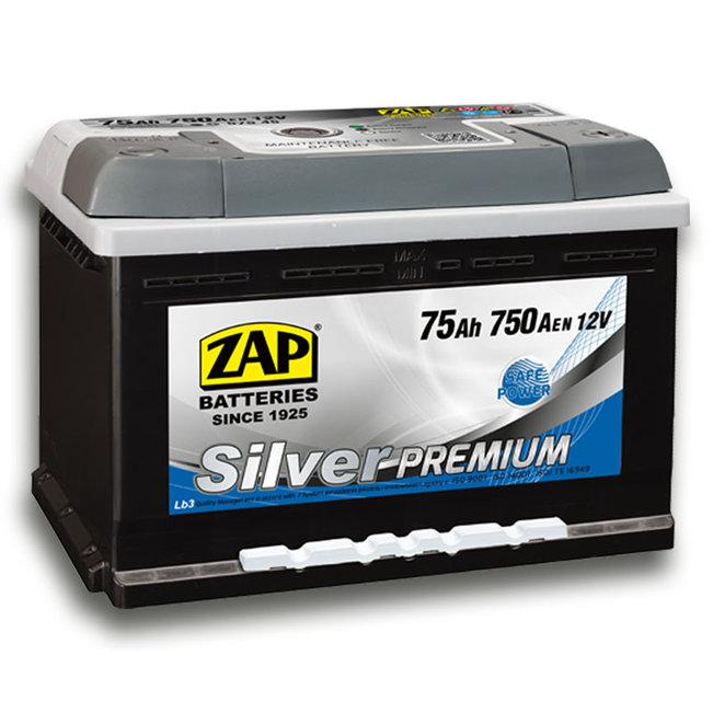 Аккумулятор Zap 575 45, арт. 575 45