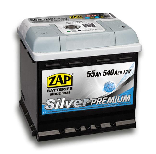 Аккумулятор Zap 555 35, арт. 555 35