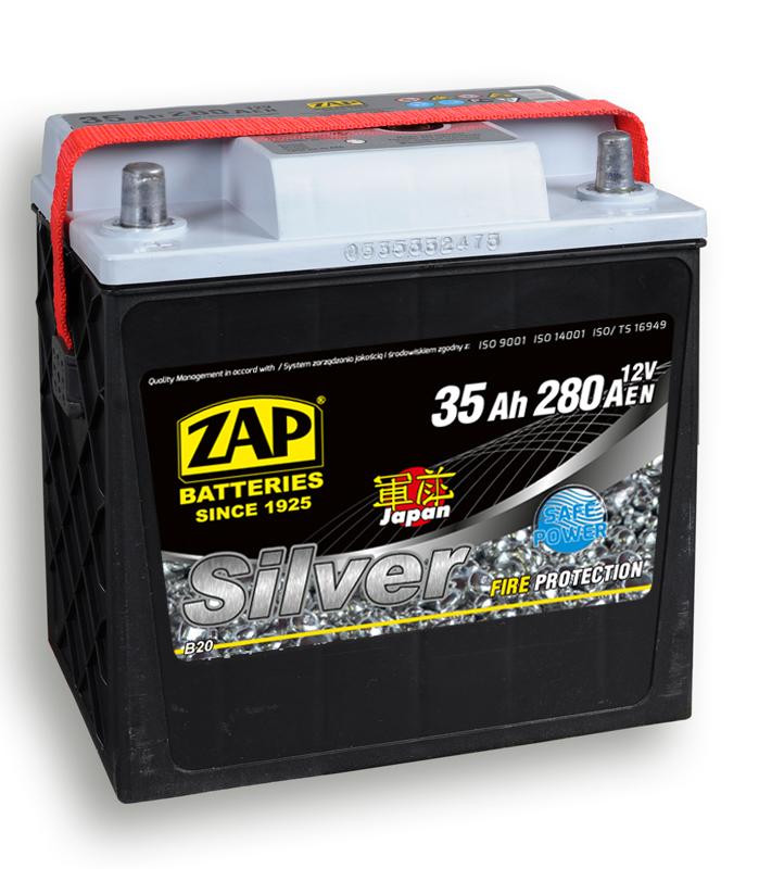Аккумулятор Zap 535 72, арт. 535 72