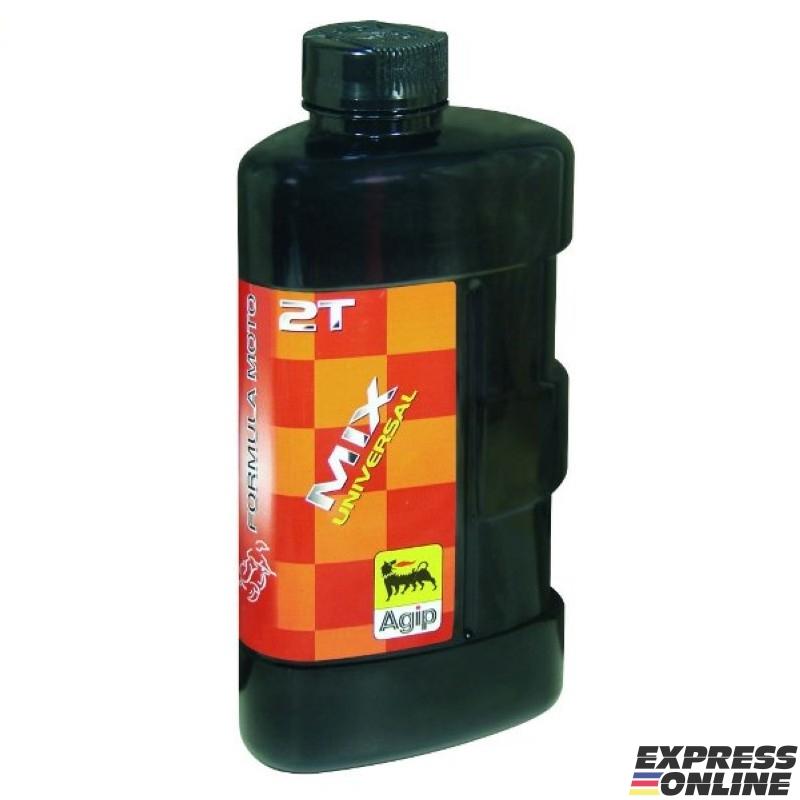 Двухтактное масло Eni Mix 2T, 1л (минеральное)