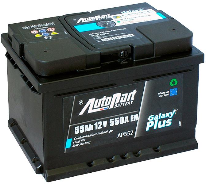 Аккумулятор Autopart AP 552, арт. AP552