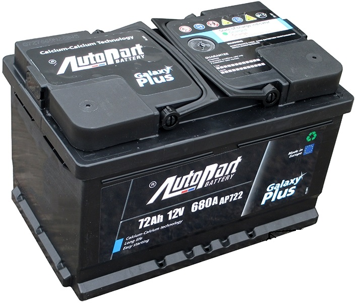 Аккумулятор Autopart AP 722, арт. AP722
