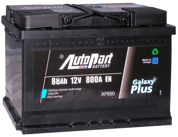 Аккумулятор Autopart AP 880, арт. AP880