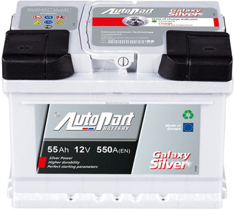 Аккумулятор Autopart GL 550, арт. GL550