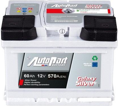 Аккумулятор Autopart GL 600, арт. GL600