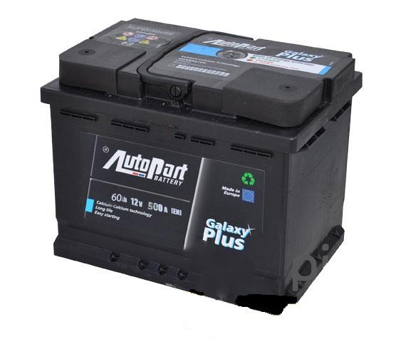 Аккумулятор Autopart AP 600, AP600