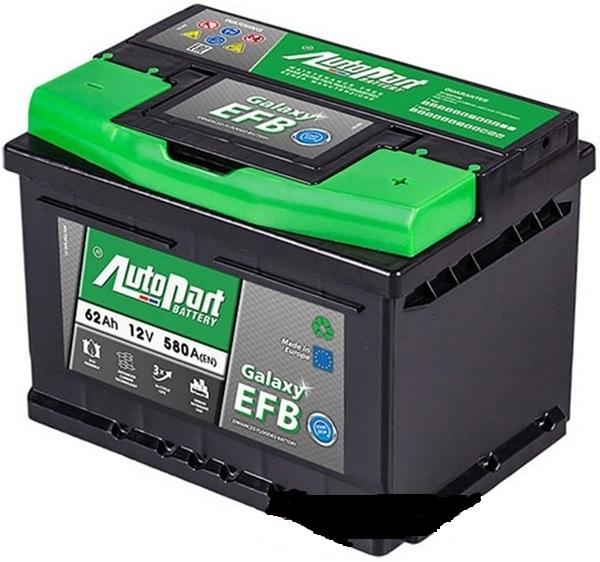 Аккумулятор Autopart EFB 620, арт. EFB620