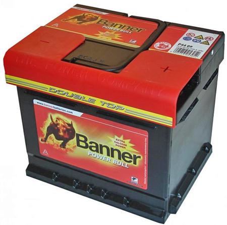 Аккумулятор Banner P4409, арт. P4409