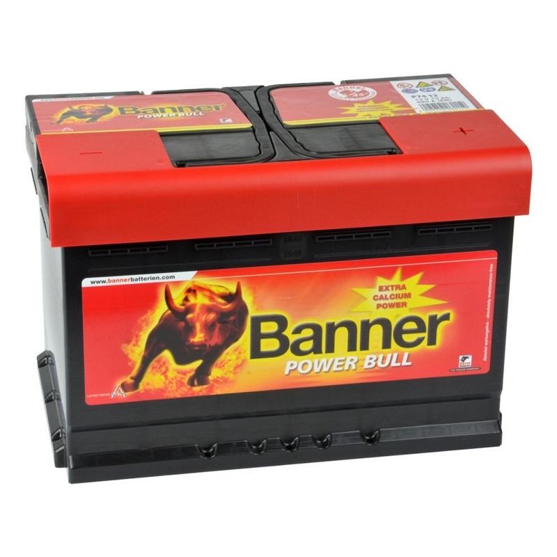 Аккумулятор Banner P7412, арт. P7412