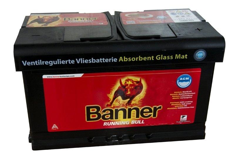 Аккумулятор Banner 58001, арт. 58001