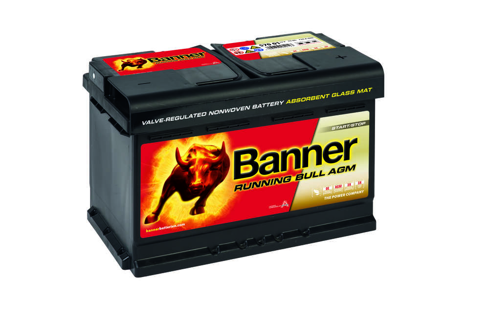 Аккумулятор Banner 57001, арт. 57001