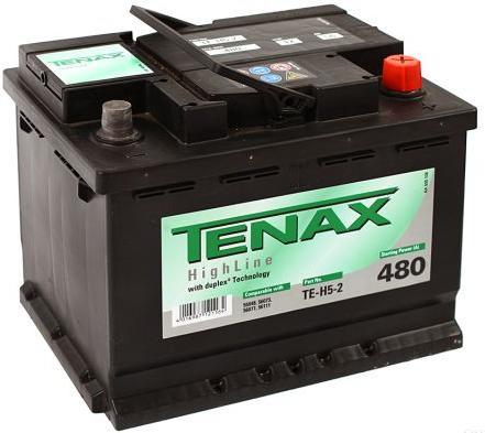 Аккумулятор Tenax TE-H5-2, арт. TE-H5-2