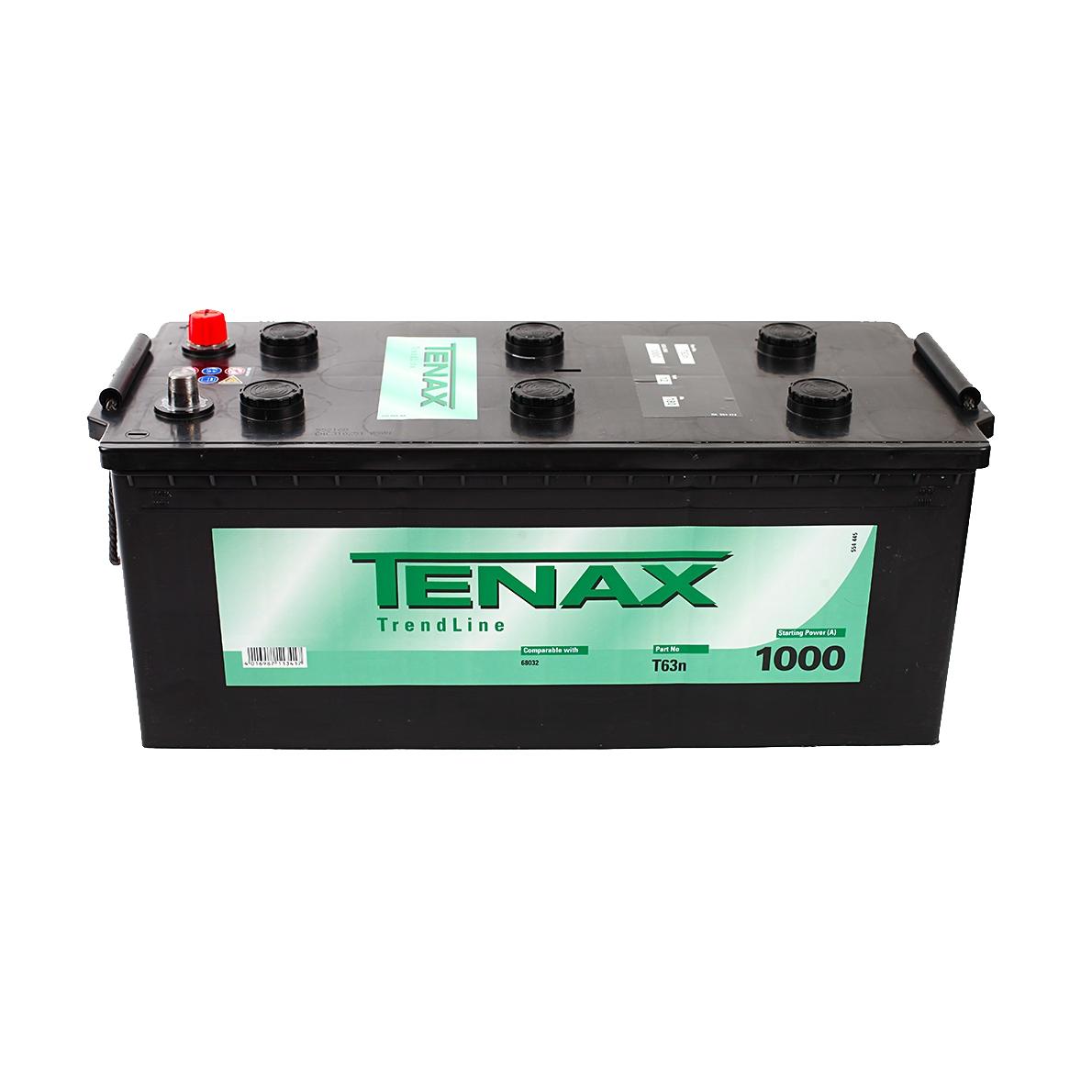 Аккумулятор Tenax 680032, арт. 680032