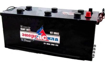 Аккумулятор Энергасила 6СТ- 190АЕ, арт. 6СТ- 190АЕ