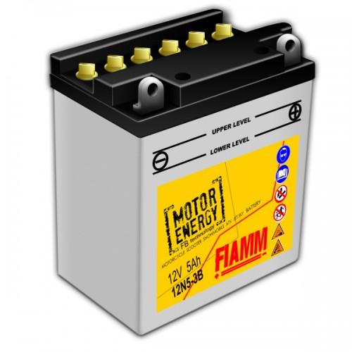 Аккумулятор Fiamm 12N5-3B, арт. 7904437