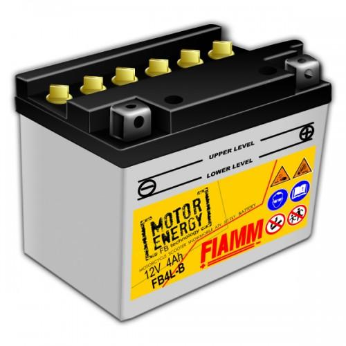 Аккумулятор Fiamm FB4L-B, арт. 7904436