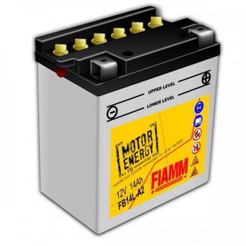 Аккумулятор Fiamm FB14L-A2, арт. 7904450