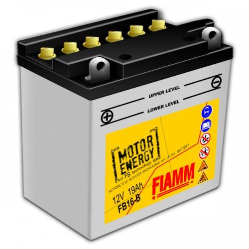 Аккумулятор Fiamm FB16-B, арт. 7904458