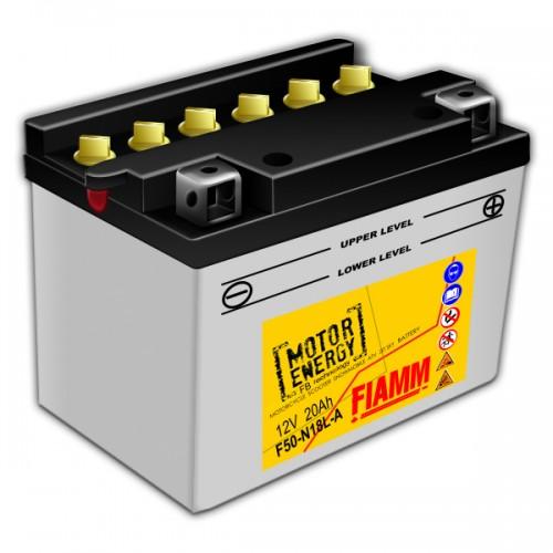 Аккумулятор Fiamm F50-N18L-A, арт. 7904460