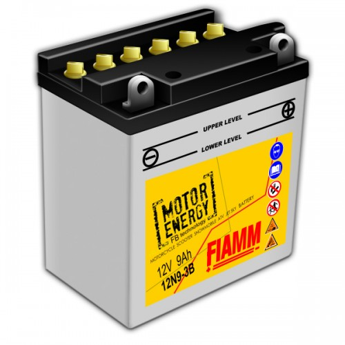 Аккумулятор Fiamm 12N9-3B, арт. 7904442