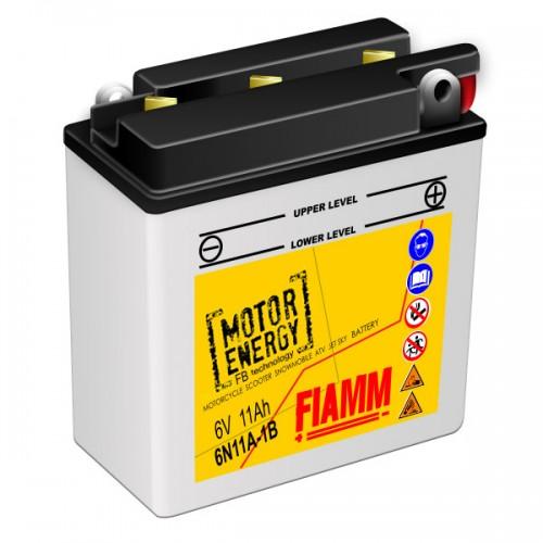 Аккумулятор Fiamm 6N11A-1B, арт. 7904468