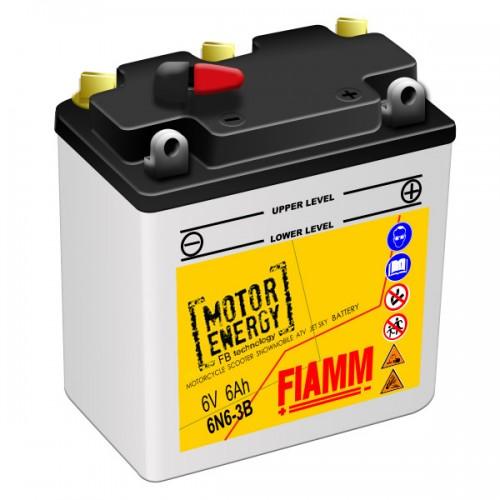 Аккумулятор Fiamm 6N6-3B, арт. 7904465
