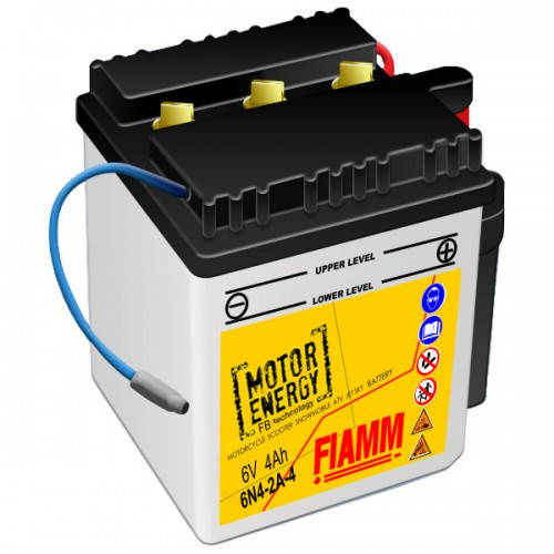 Аккумулятор Fiamm 6N4-2A-4, арт. 7904464