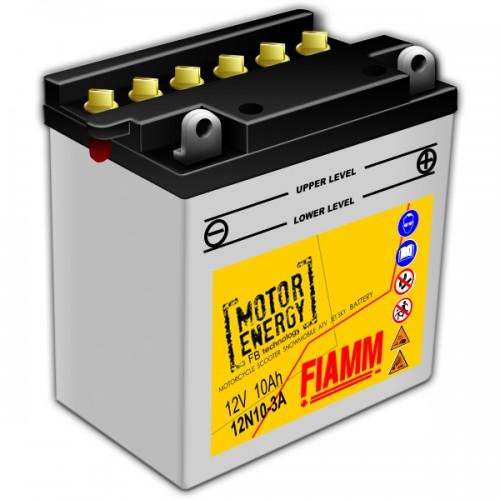 Аккумулятор Fiamm 12N10-3A, арт. 7904444
