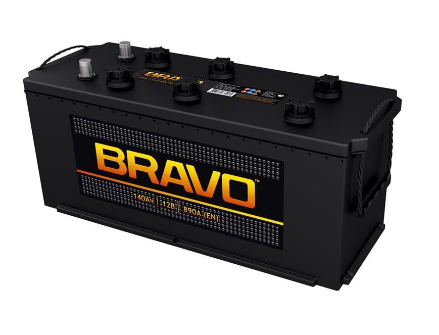 Аккумулятор Bravo 6СТ-140, арт. 640000010