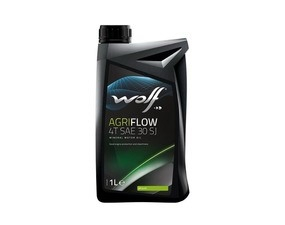 Масло моторное WOLF AgriFlow 4T SAE 30 1 л