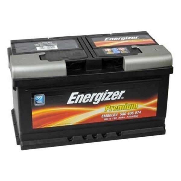 Аккумулятор Energizer EM80LB4, арт. 580406074