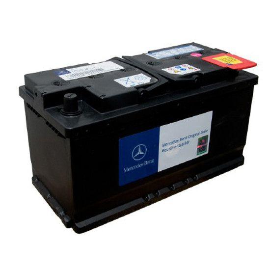 Аккумулятор Mercedes-Benz A001982820826, арт. A001982820826
