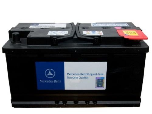 Аккумулятор Mercedes-Benz A004541860126, арт. A004541860126
