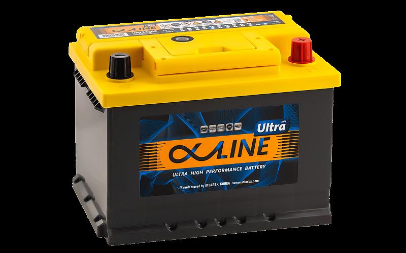 Аккумулятор Alphaline 62.0 LB2, арт. 56200