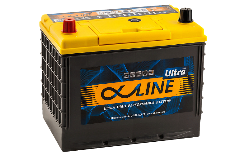 Аккумулятор Alphaline ULTRA 115D26R, арт. 115D26R
