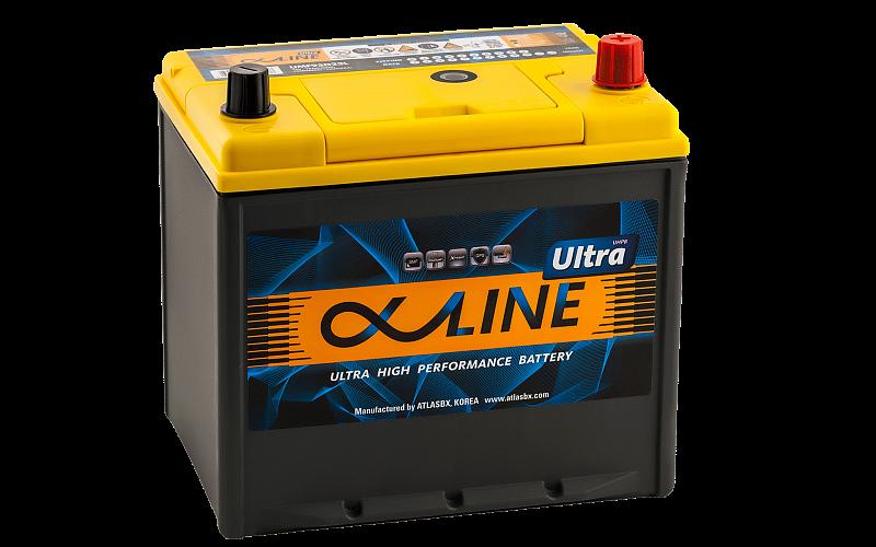 Аккумулятор Alphaline ULTRA 95D23L, арт. 95D23L
