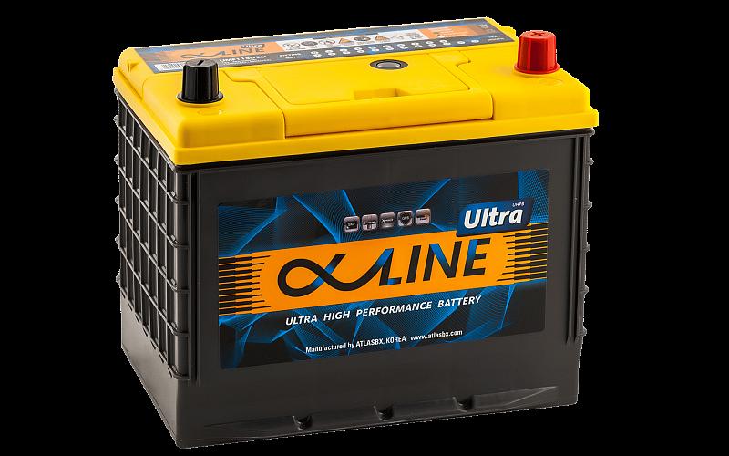 Аккумулятор Alphaline ULTRA 115D26L, арт. 115D26L