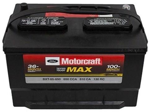 Аккумулятор Ford BXT65650, арт. BXT65650