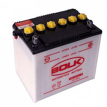 Аккумулятор Bolk Y60-N24L-A, арт. 525015Y60N24LA