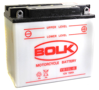 Аккумулятор Bolk YB16L-B, арт. 519011-YB16L-B