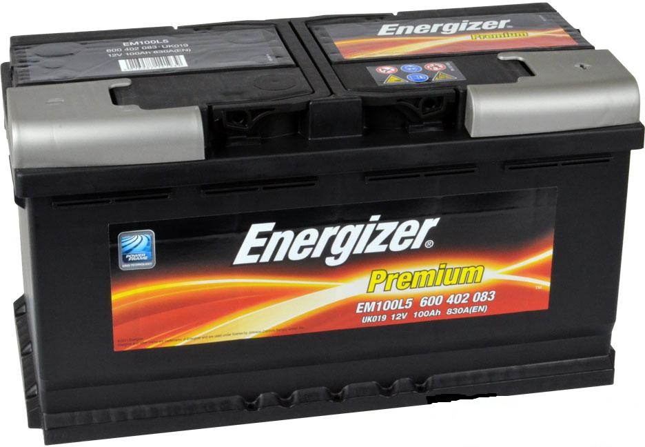 Аккумулятор Energizer EM100L5, арт. 600402083
