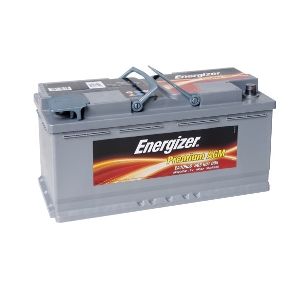 Аккумулятор Energizer EA105L6, арт. 605901095